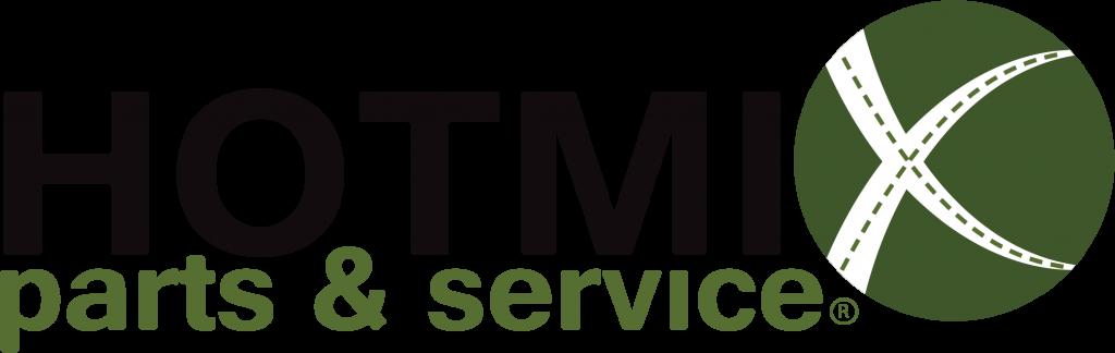 Hotmix Parts & Service Logo